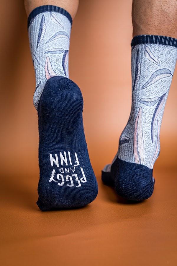 Peggy and Finn Socks