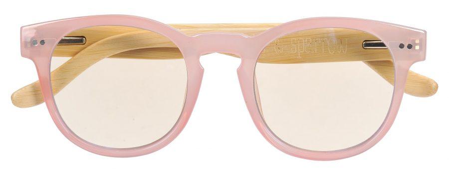 DIGITAL Glasses Pink frontshot
