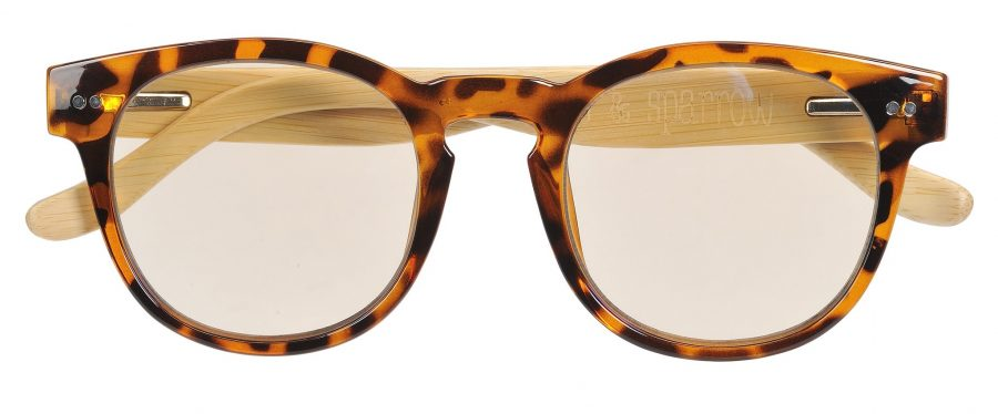 Digital glasses black