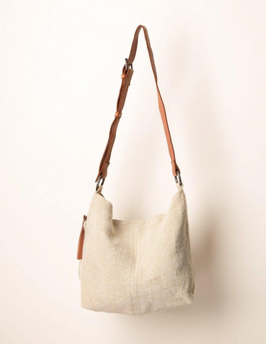 Juju & Co Baby Jute Bag in Natural