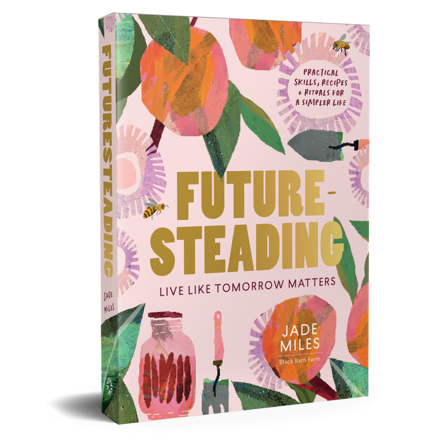 Futuresteading book by jade Miles