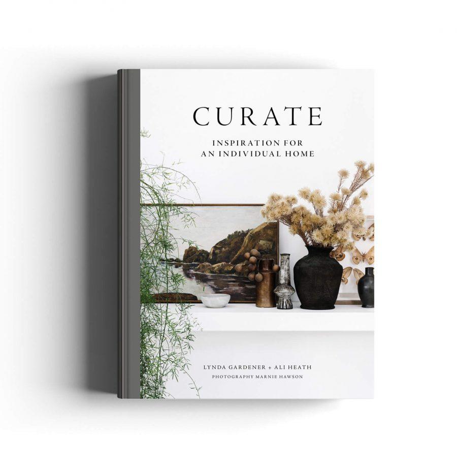 Curate book by Lynda Gardner