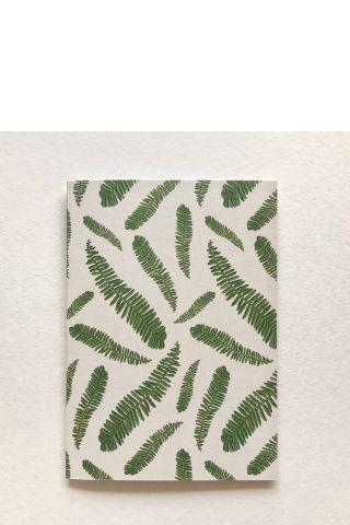 Fern card light Hollie Kelley Illustration