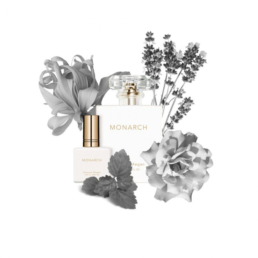 Monarch Vanessa Megan natural perfumeS