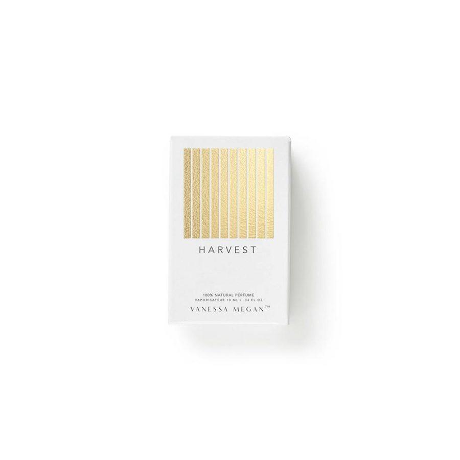 Monarch natural perfume Vanessa megan 10ml box