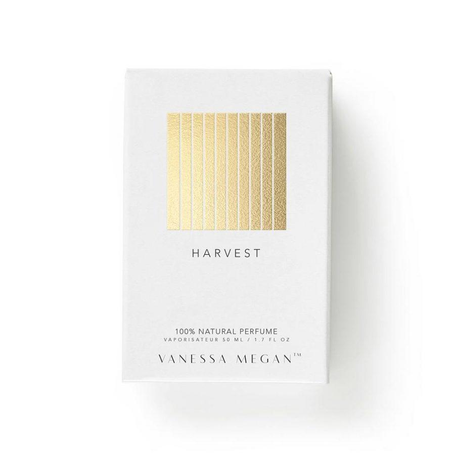 Monarch natural perfume Vanessa megan 50ml box