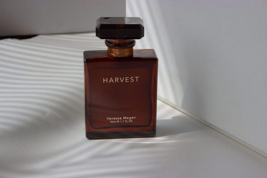 Monarch natural perfume Vanessa megan